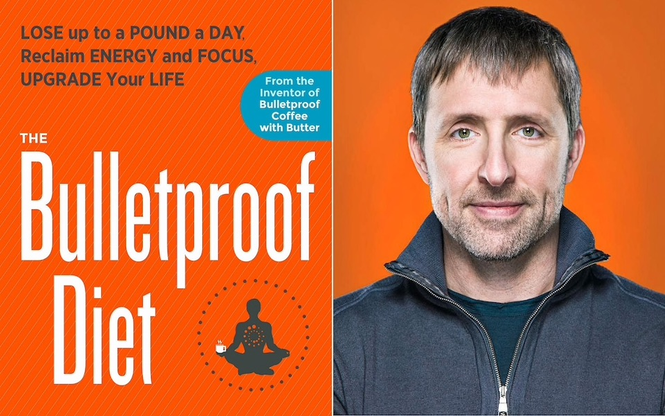 Book Review - The Bulletproof Diet